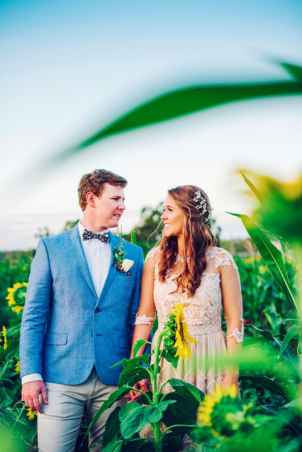 Central Queensland Country Wedding