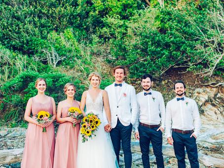 ASHLEE & MICHAEL | BEACHES ROSSLYN BAY, YEPPOON WEDDING