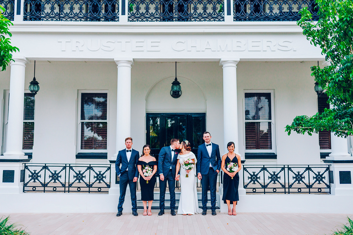 St Aubins Village Wedding, Rockhampton