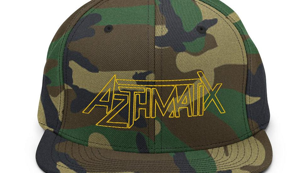 Azthmatix snapback hat