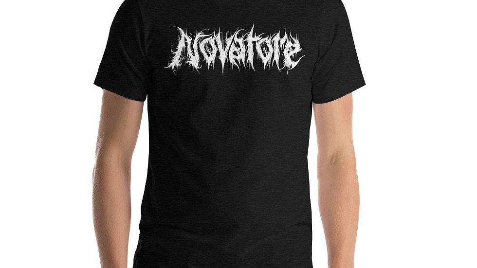 Novatore Logo short-sleeve unisex t-shirt