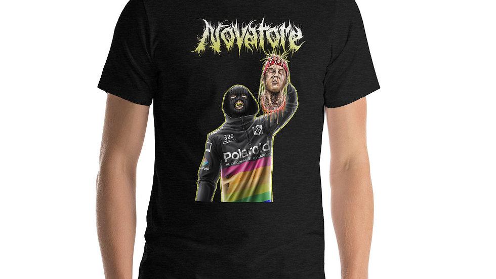 Novatore Mad Man short-sleeve unisex t-shirt
