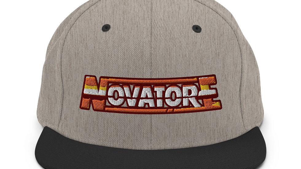 Novatore Mania snapback hat