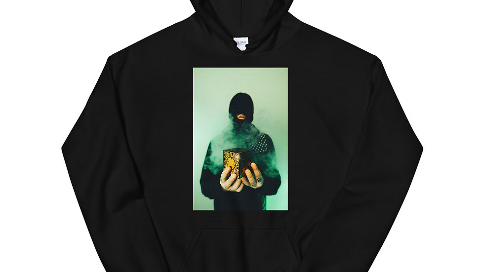 Embrace the Darkness unisex hoodie