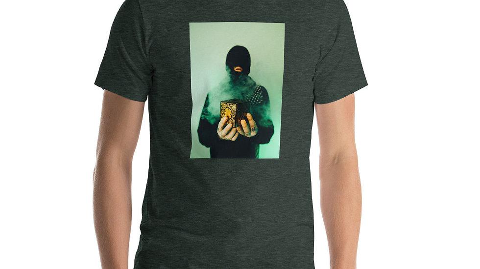 Embrace the Darkness II short-sleeve unisex t-shirt