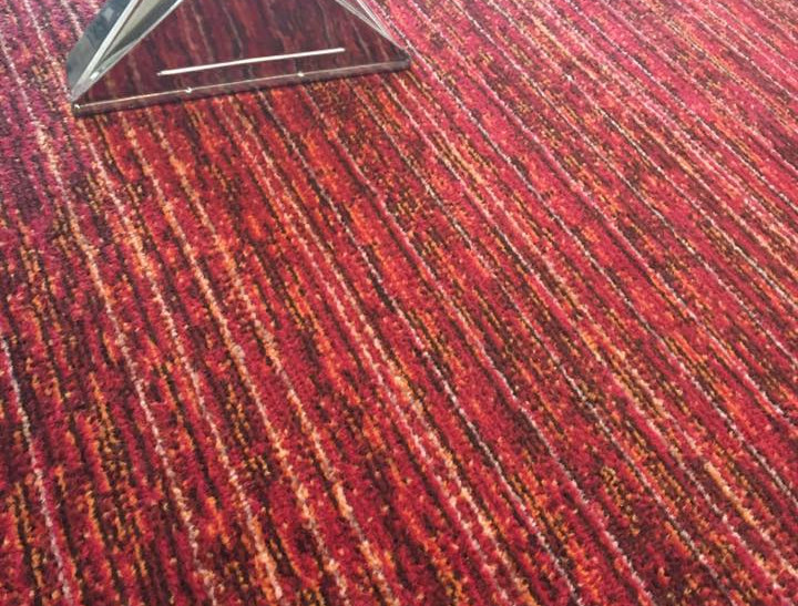Carpet Cleaning Hotel Events Room Novotel
