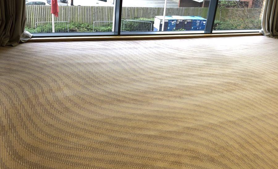 Carpet Cleaning Hotel JurysInn