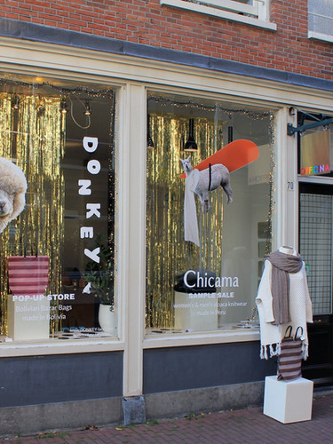 The Chicama Pop-up store