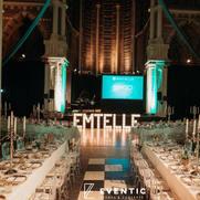 Emtelle dinner seting
