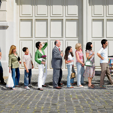 How Do You Keep Guests Happy While Waiting in Line?