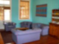 Accommodation lounge
