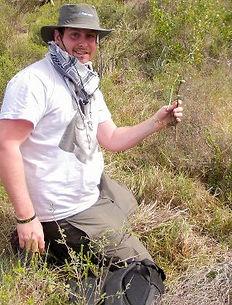 conservation volunteer habitat management