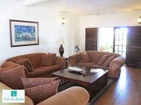 Vila De Sonhos Lounge Area