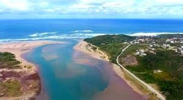 Kei Mouth river mouth.