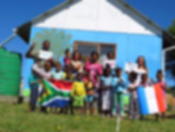 The local community outside the school.
