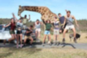 Wild Inside Vet Volunteers South Africa Abby The Giraffe Veterinary Volunteering