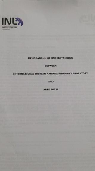 INL- MEMORANDUM OF UNDERSTANDING