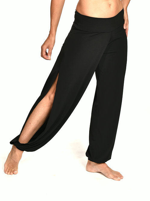 OH MY BOD harem pant with slit