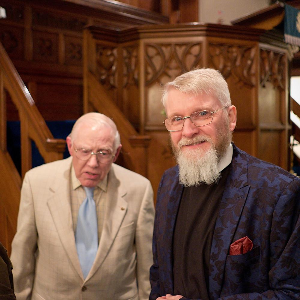 Rev John Simms