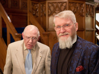 Rev John Simms Retirement