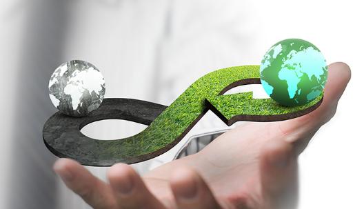 Economía circular y su ambición.