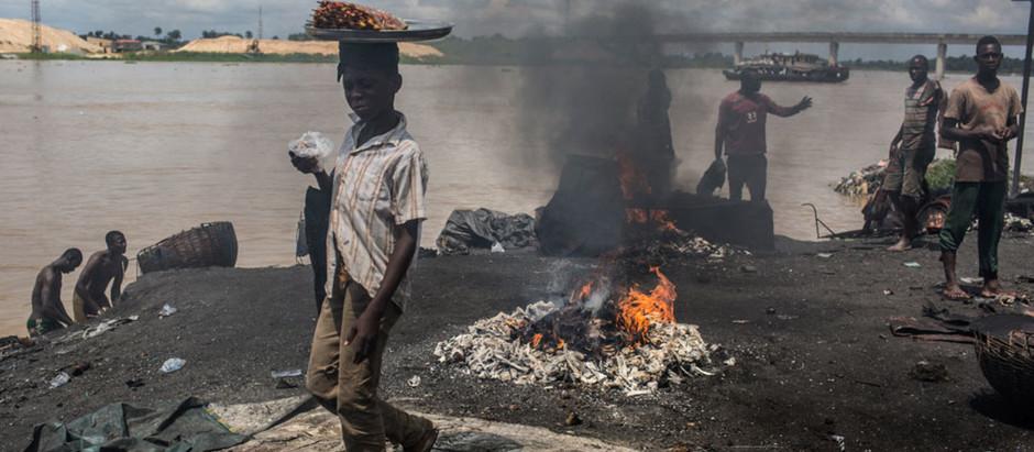 7 millones de personas mueren anualmente a causa de la contaminación del aire