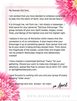 April Roane Event Package pg 2