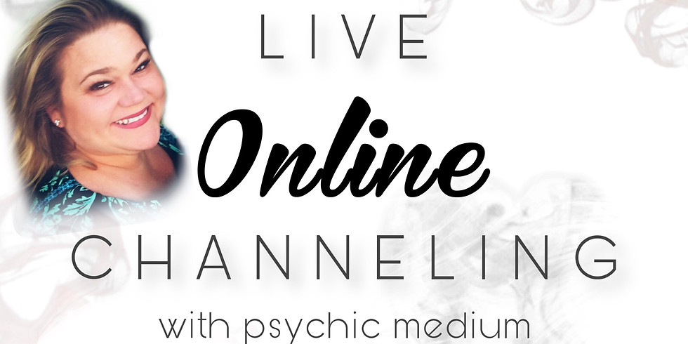 Live Online Channeling