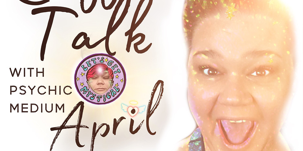 Coffee Talk LIVE with April!