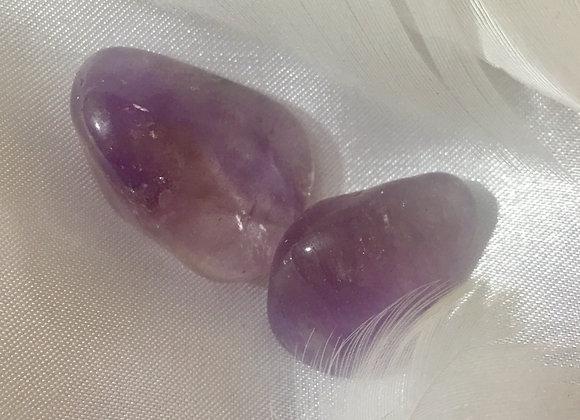 Amethyst Tumbled Crystal