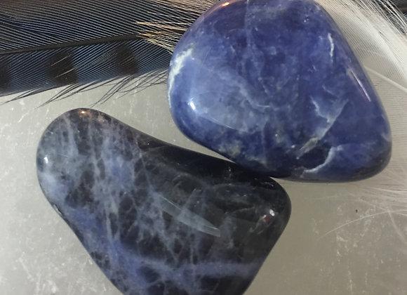 Sodalite Crystals