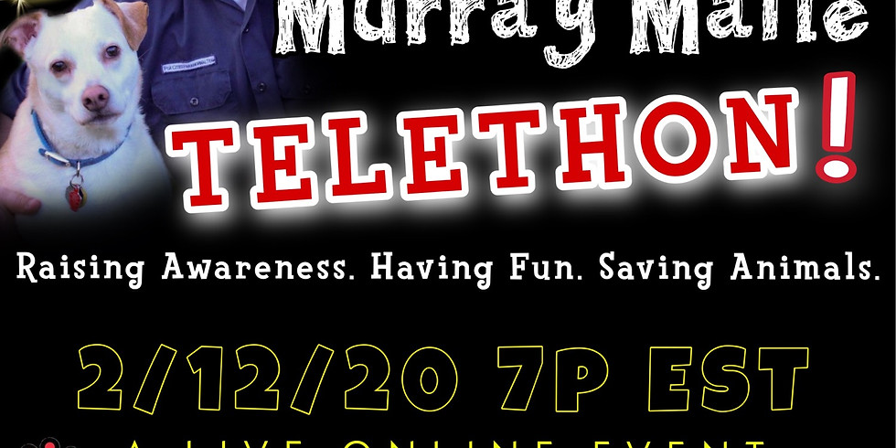 The Murray Maile Telethon!