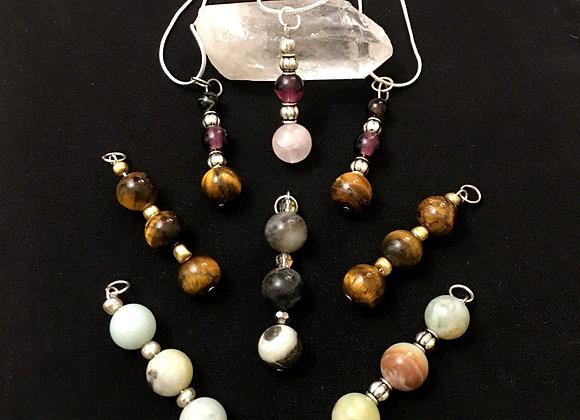 Trilogy Pendant Necklace