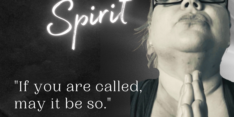 'YOU DECIDE': A Live Channeling Event with Spirit