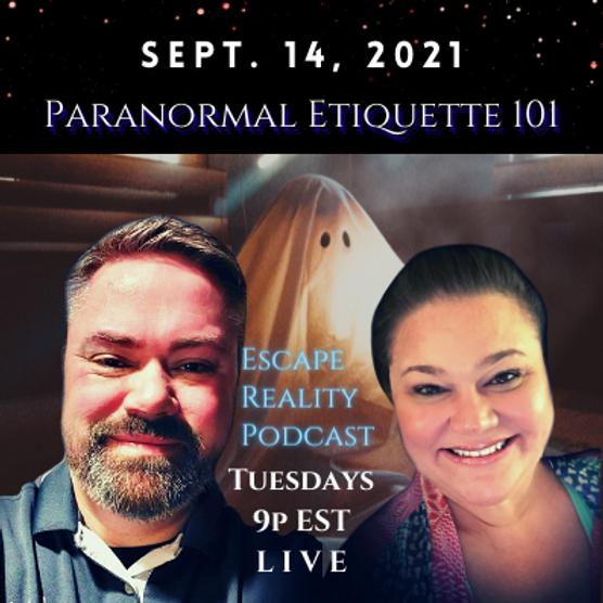 Paranormal Etiquette 101