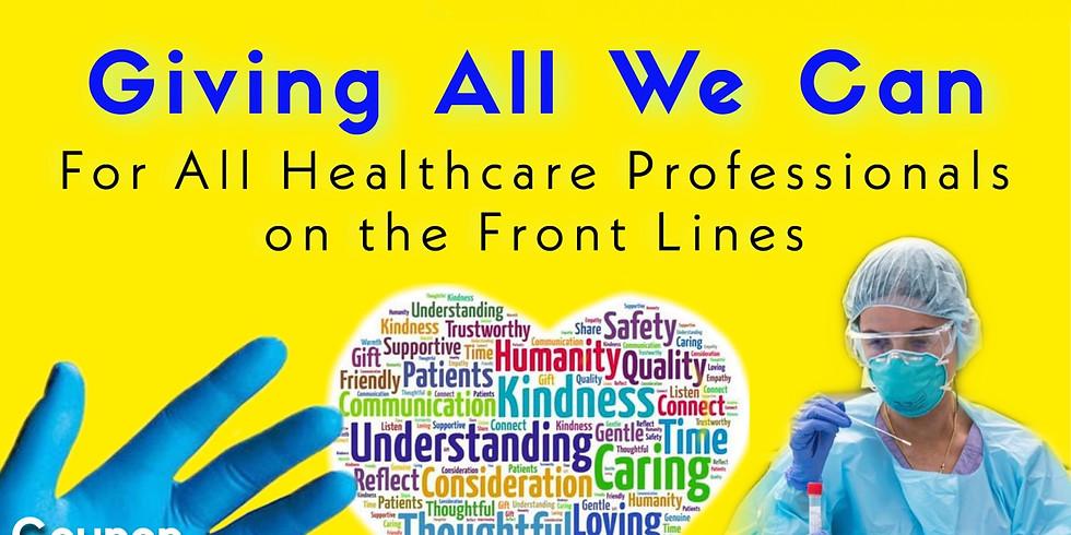 Free Energy Healing Call