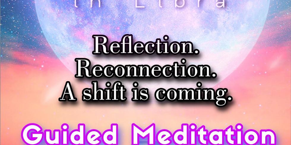 SuperMoon Guided Meditation