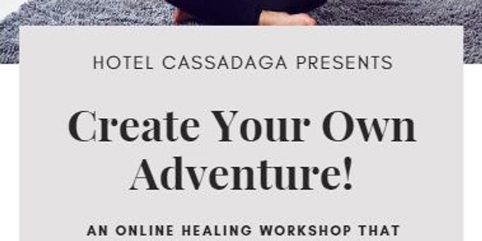 Create Your Own Adventure: An Online Meditation Workshop