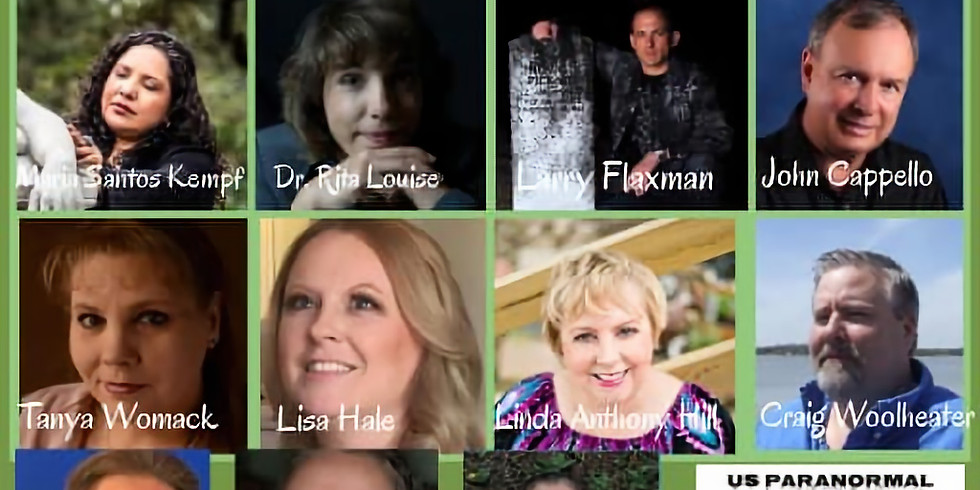 Jefferson, Texas! History, Haunts, and Paranormal Conference