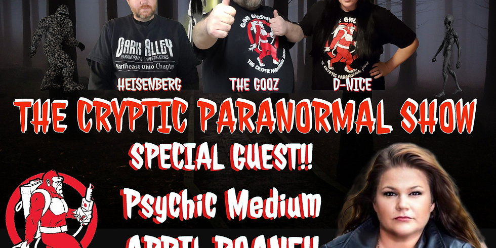The Cryptic Paranormal Show