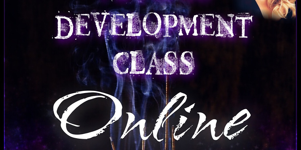 Intuition Development Online Class (Class Package Plans now available!)