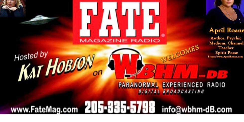 🌏 Fate Magazine Radio