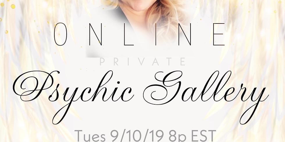 Private Psychic Medium Gallery Online