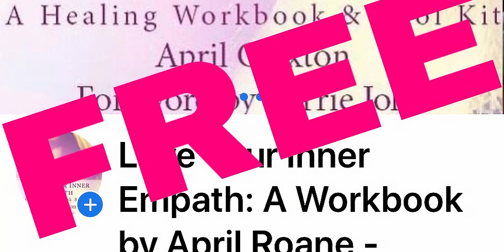 💝 Free Empath Workbook