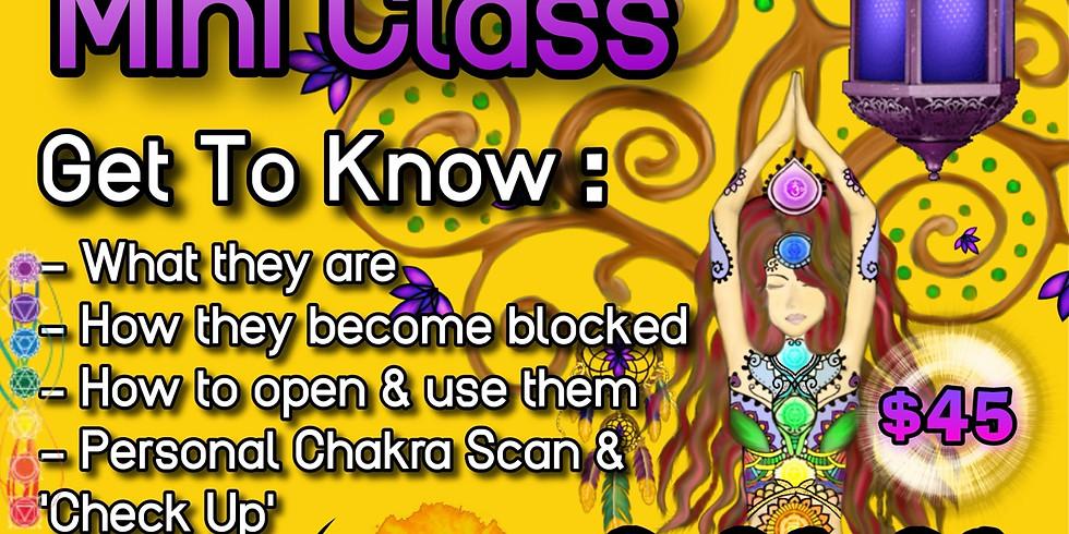 Chakra Mini Class