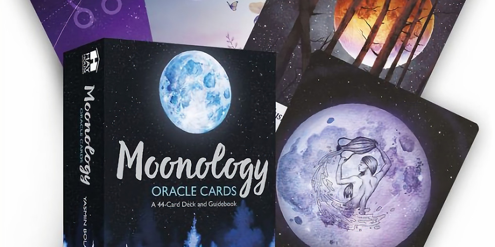 Drawing for FREE Oracle Moon Deck and 44% OFF ALL Readings!