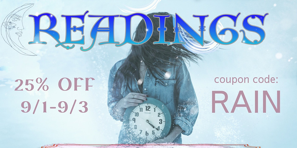 Winds of Change Readings Special