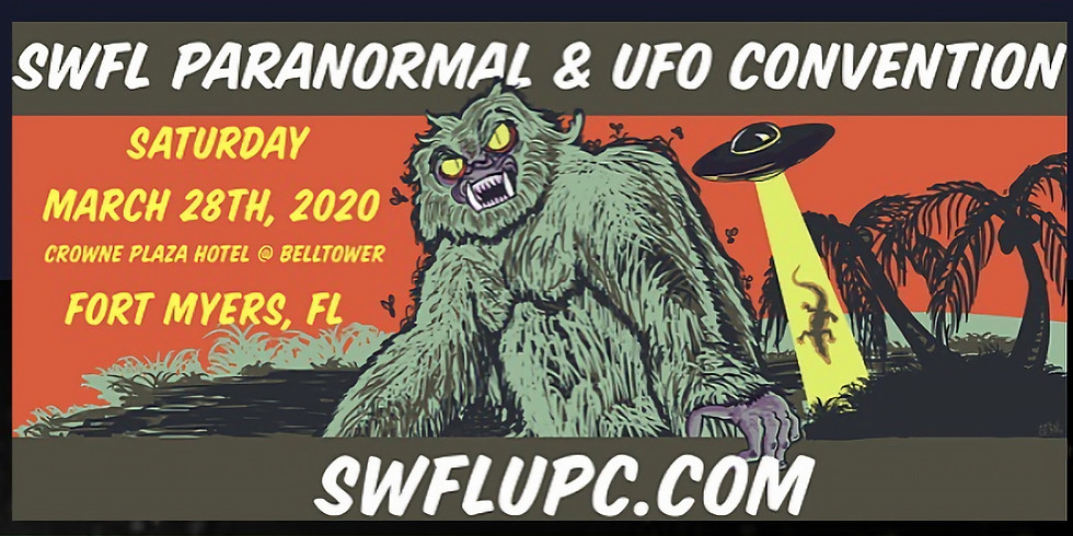 CANCELED : SWFL Paranormal & UFO Convention