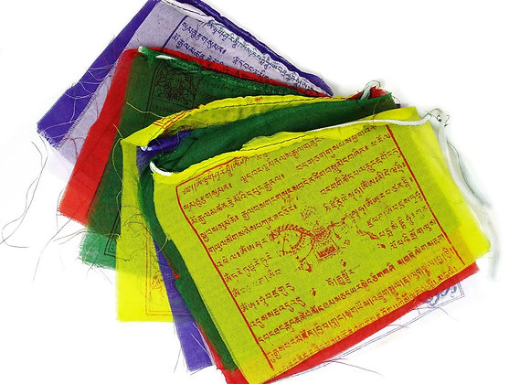 Mini Wind Horse Tibetan Prayer Flags Handmade from Nepal