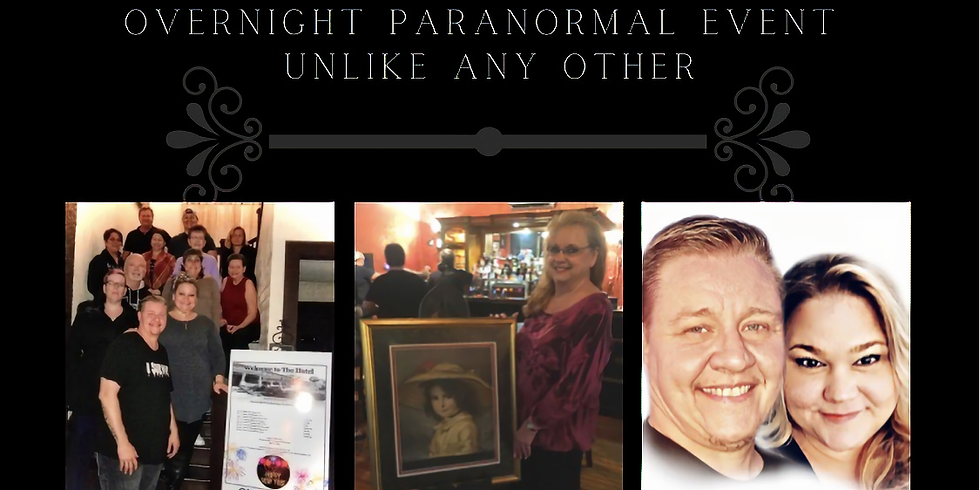 An Intimate Paranormal Encounter